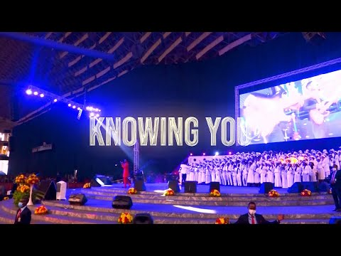 OFFICIAL VIDEO: KNOWING YOU BY DR PAUL ENENCHE AND THE GLORY DOME CHOIR.