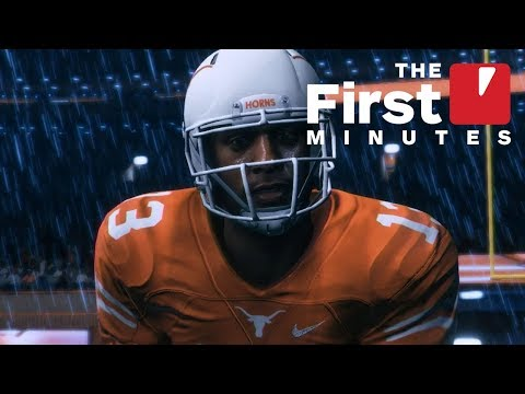The First 26 Minutes of Madden NFL 19's Longshot Homecoming Gameplay - UCKy1dAqELo0zrOtPkf0eTMw