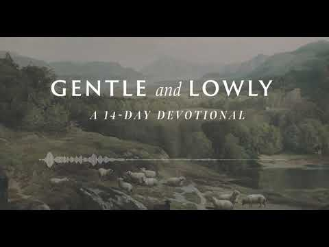 Day 9: Our Advocate (Gentle and Lowly: A 14-Day Devotional)