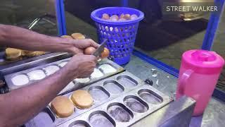 Most Amazing Pancake in Street, Egg Pancake || মাত্র ৫ মিনিটে প্যানকেক || Street walker