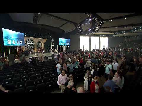Sunday Service with Pastor Jentezen Franklin  9AM