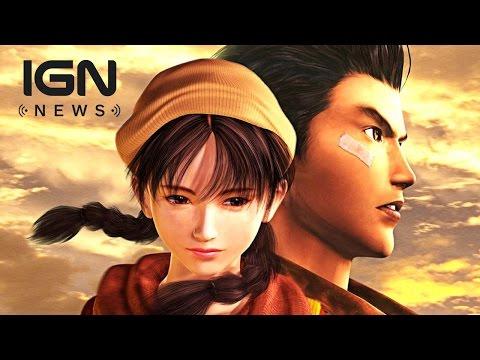Shenmue 3 Smashes World Record - IGN News - UCKy1dAqELo0zrOtPkf0eTMw