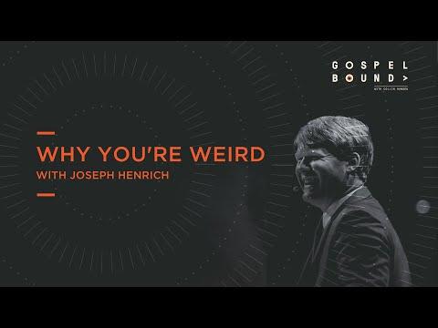 Joseph Henrich  Why You're WEIRD  Gospel Bound