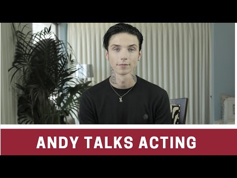 Andy Biersack On NEW MOVIE 'American Satan' + Why He Loves Acting - UCr8oc-LOaApCXWLjL7vdsgw