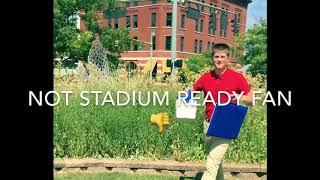 Tom Benson Hall of Fame Stadium Bag Policy 2018