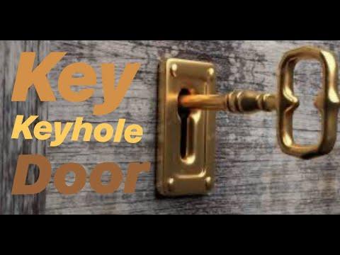 Key - Keyhole - Door