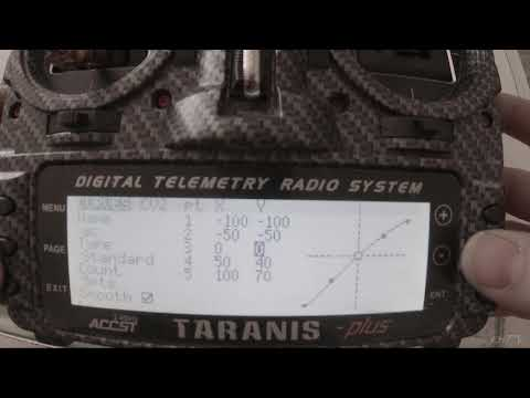 Tutorial - Throttle Curves on Taranis - UCch44NlY2Kd4XQFmAYiXc4A