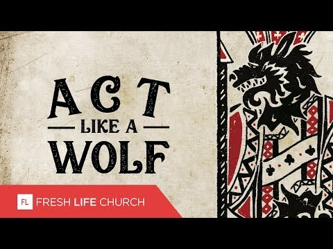 Act Like A Wolf :: I Declare War (Pt. 3)  Pastor Levi Lusko