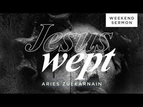 Aries Zulkarnain: Jesus Wept (Japanese Interpretation)