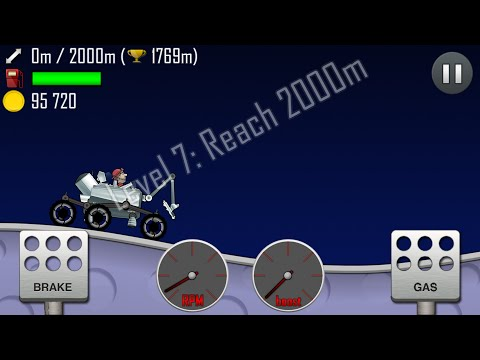 Hill Climb Racing Record