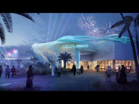 avilon České republiky na EXPO 2020 v Dubaji
