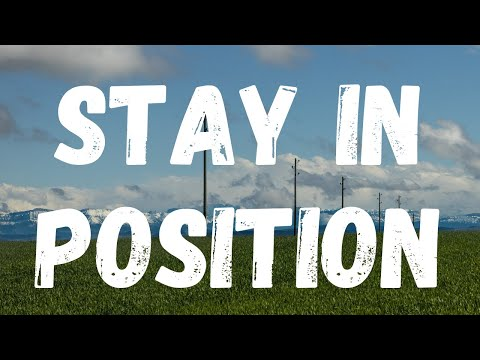 THE PROMISE WILL NOT FAIL...STAY IN POSITION  INTO THE DAY ~ Ep. 4