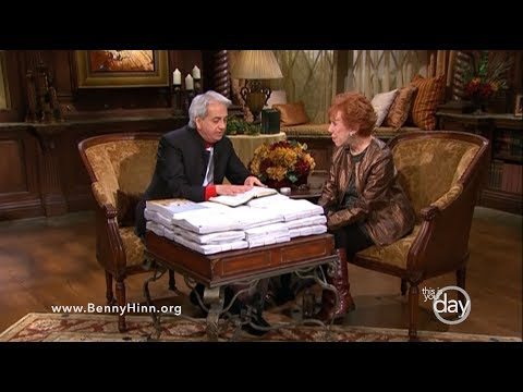 Finding Jesus in Every Book of the Bible, Part 3 - A special sermon from Benny Hinn