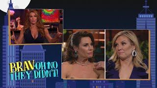 Poppy Montgomery Takes on Housewives' Drama | WWHL