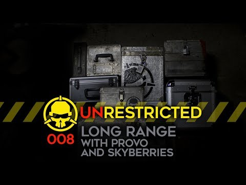 Unrestricted Podcast Ep008 - Long Range! (with @fpvprovo and @skyberries_fpv) - UCemG3VoNCmjP8ucHR2YY7hw