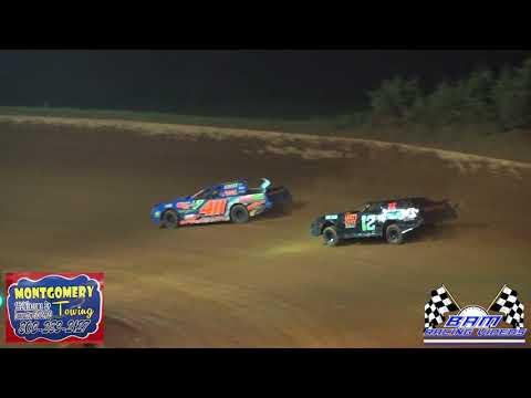 Thunder Bomber Feature (2021 Shrine Race) - Lancaster Motor Speedway 7/22/21 - dirt track racing video image