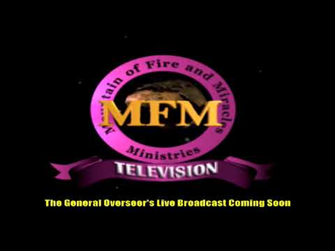 MFM SPECIAL MANNA WATER SERVICE WEDNESDAY AUGUST 5TH 2020
