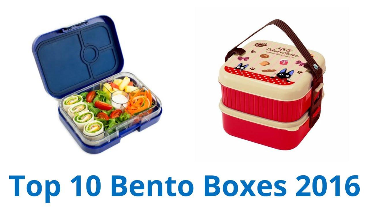 10 Best Bento Boxes 2016