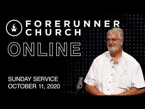 Sunday Service  IHOPKC + Forerunner Church  October 11
