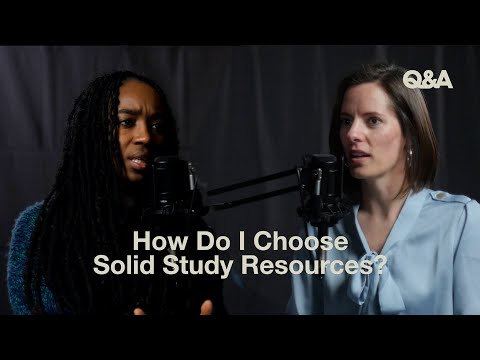 Jackie Hill Perry and Colleen McFadden  How Do I Choose Solid Study Resources?  TGC Q&A