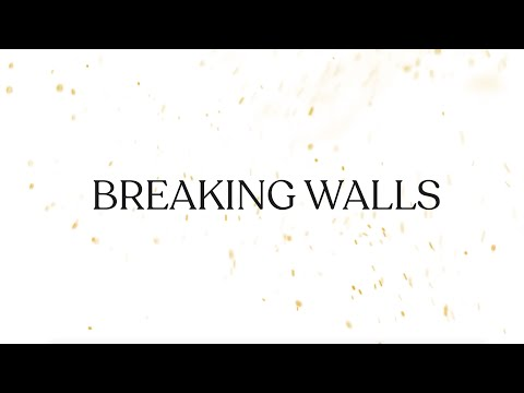 Breaking Walls (Official Lyric Video) - Debora Sita