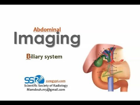 Imaging of Biliary Tract Disease - Prof. Dr. Mamdouh Mahfouz (In Arabic)