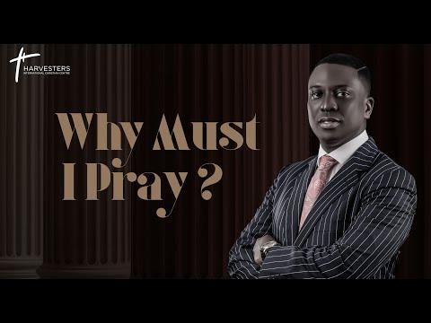 Mid Week Service: Why Must I Pray  Pst Bolaji Idowu  1st September 2021