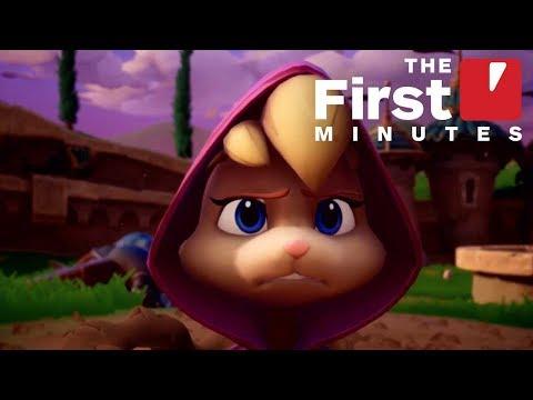 Spyro Reignited Trilogy: The First 12 Minutes of Spyro: Year of the Dragon - UCKy1dAqELo0zrOtPkf0eTMw