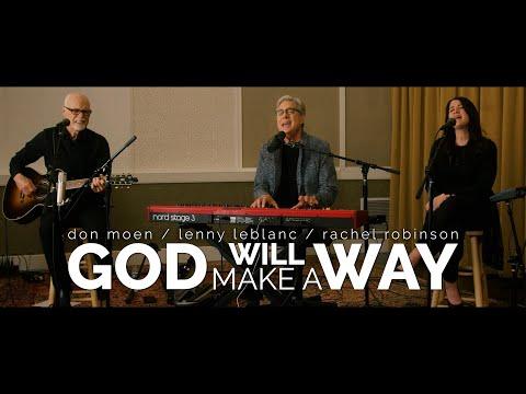 God Will Make A Way - Don Moen  An Evening of Hope Concert