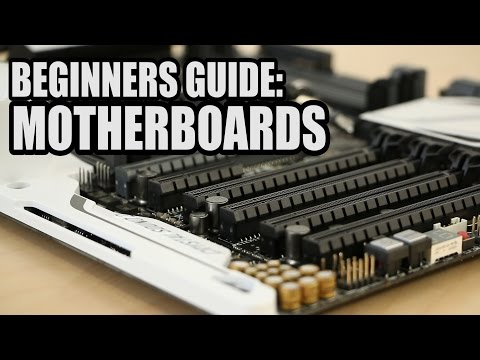 Beginners Guide to Motherboards - UCkWQ0gDrqOCarmUKmppD7GQ
