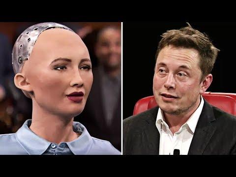 10 Scariest A.I. Robot Moments - UCtg5C-d_3rPUgMaxr285mQQ