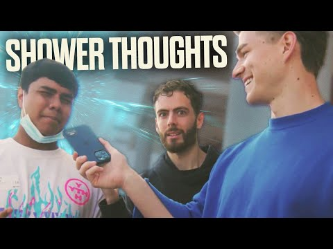 Shower Thoughts  Elevation YTH