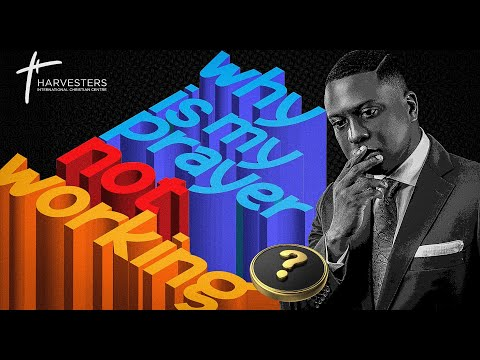 Why Is My Prayer Not Working ( Sermon Only)  Pst Bolaji Idowu  19th September 2021