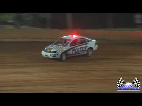 Enduro - Ararat Thunder Raceway 7/9/21 - dirt track racing video image