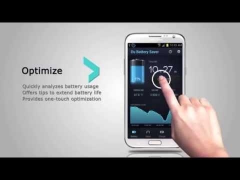 Приложение на телефон дроид du battery
