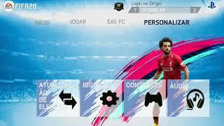 INCRÍVEL !! FIFA 14 MOD 19 COM NOVAS TRANSFERÊNCIA E MENU MODIFICADO!!