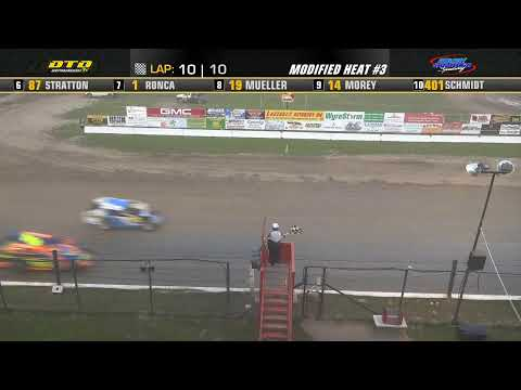 www.dirttrackdigest.tv | LIVE LOOK-IN | DCS Contracting Night | Albany-Saratoga Speedway - dirt track racing video image