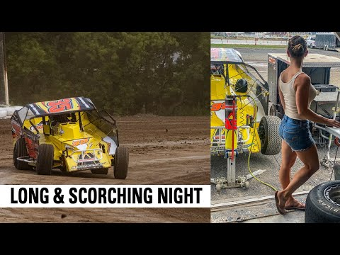 The Highs And Lows | Fonda Speedway - dirt track racing video image