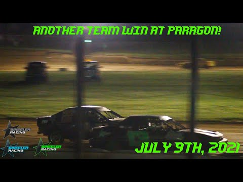 A Win for Dylan @ Paragon Speedway for Wheeler Racing!   Hornet Racing - dirt track racing video image