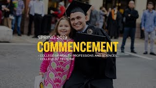UCF Commencement: May 4, 2019 | Afternoon Ceremony
