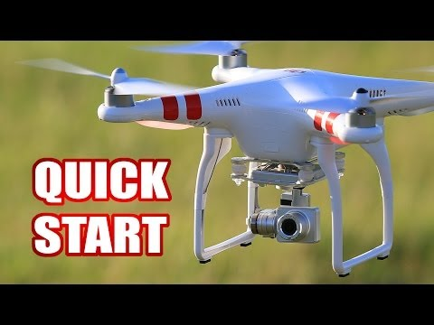 Phantom 2 Vision + Quick Start & Tips - HeliPal.com - UCGrIvupoLcFCW3CIKvfNfow