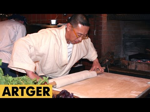 Soba Master Kanji Nakatani Teaches How To Make Dashi Soup & Soba Noodle - UC_yXGNJDvXRd7041L8Gkw9g