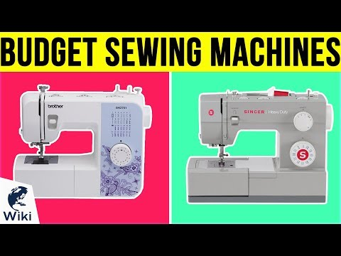 10 Best Budget Sewing Machines 2019 - UCXAHpX2xDhmjqtA-ANgsGmw