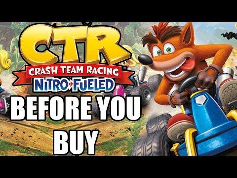 Crash Team Racing Nitro-Fueled - 15 Things You Need To Know Before You Buy - UCXa_bzvv7Oo1glaW9FldDhQ