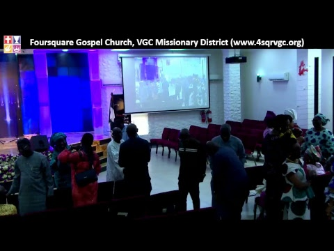 Sunday Worship Service: 20th Jan 2019