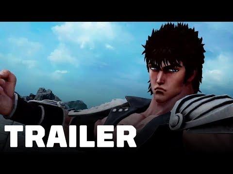Jump Force Release Date Trailer (Kenshiro & Ryo Saeba) - Paris Games Week 2018 - UCKy1dAqELo0zrOtPkf0eTMw
