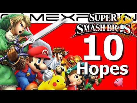 Top 10 Hopes for Super Smash Bros. Switch (1 Year of Switch! Day 1) - UCfAPTv1LgeEWevG8X_6PUOQ