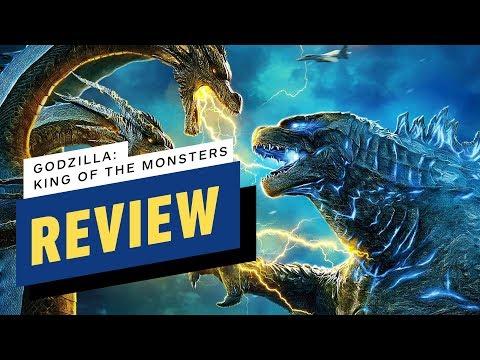 Godzilla: King of the Monsters Review - UCKy1dAqELo0zrOtPkf0eTMw