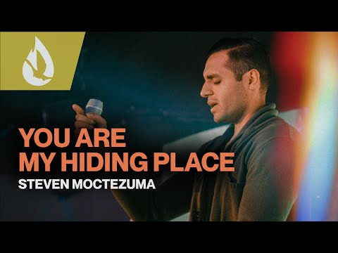 You Are My Hiding Place (Hymn) with Lyrics  Acoustic Worship Cover by Steven Moctezuma