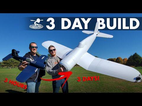 Building and flying a Giant DIY Corsair! - UC9zTuyWffK9ckEz1216noAw